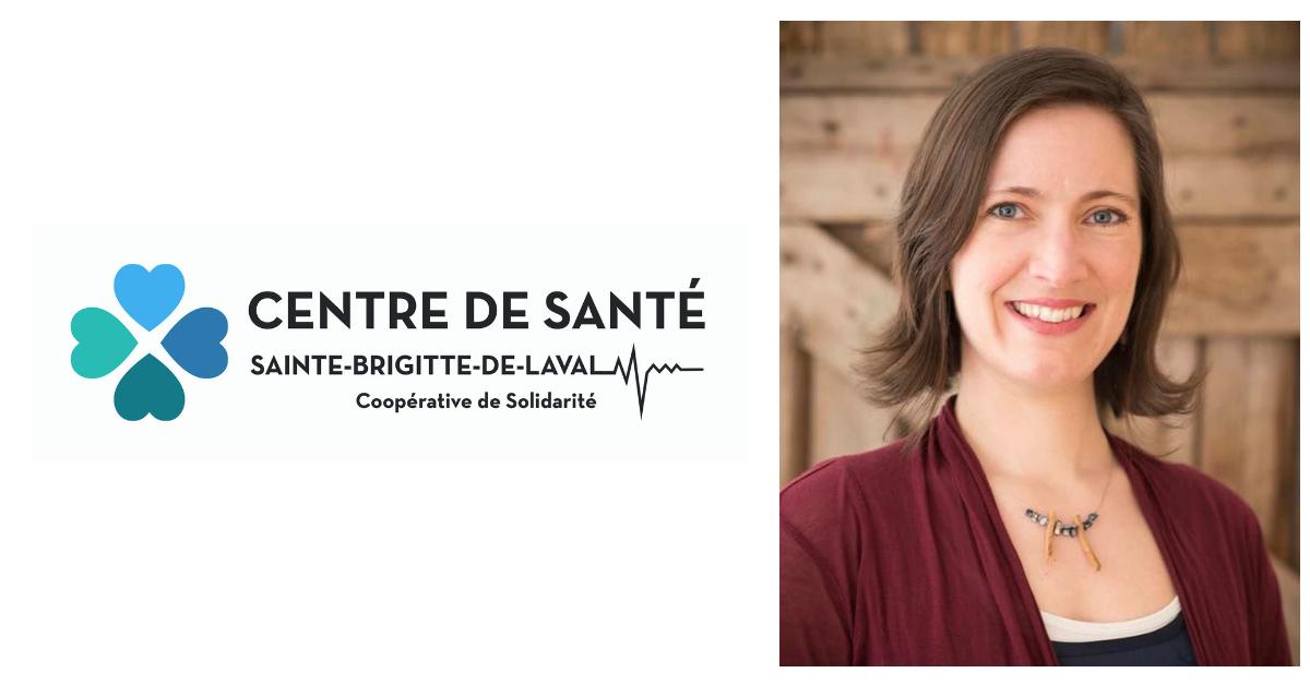 Centre De Santé De Sainte-Brigitte-de-Laval : Rencontre Avec Véronique Loubier